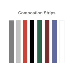 Fastback Compostition Strips