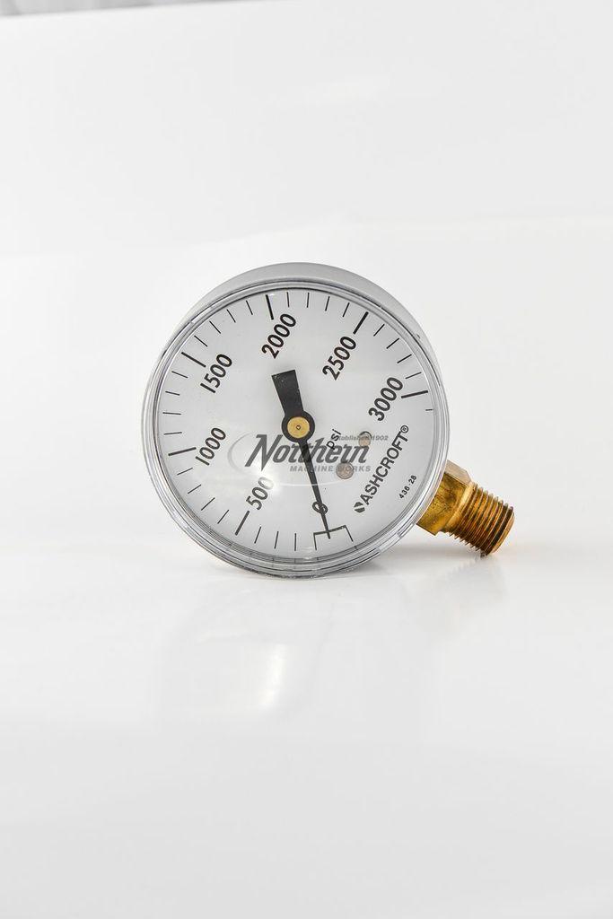 8P-629-3 Pressure Gauge